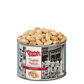 10 oz. Heritage Salted Gourmet Virginia Peanuts