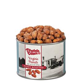 9 oz. Heritage Honey Roasted Peanuts