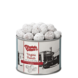 12 oz. Heritage Dusted Chocolate Toffee Peanuts