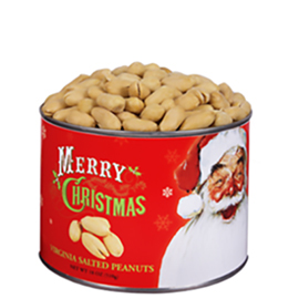 18 oz. Norman Rockwell® Christmas Salted Peanuts