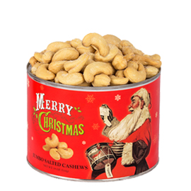 18 oz. Norman Rockwell® Salted Cashews