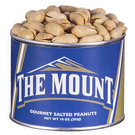 10 oz. Mount St Mary Salted Peanuts