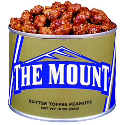 10 oz. Mount St Mary Butter Toffee Peanuts
