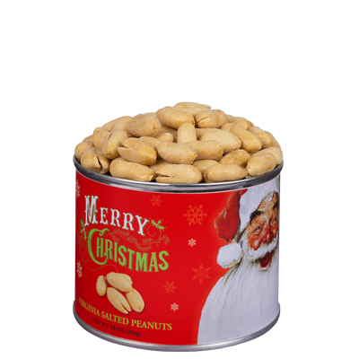 10 oz. Norman Rockwell® Christmas Salted Peanuts