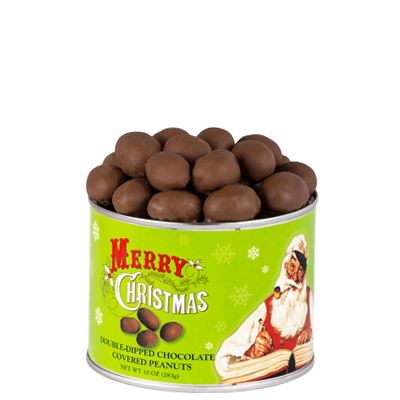 10 oz. Norman Rockwell® Chocolate Covered Peanuts