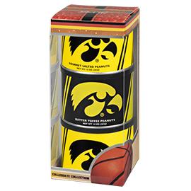 Iowa Basketball Triplet (2 Salt, 1 BT)