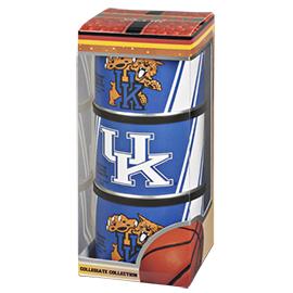 University of Kentucky Basketball Triplet (3 Salted Peanuts)
