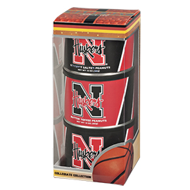 Nebraska Basketball Triplet (2 Salt, 1 BT)