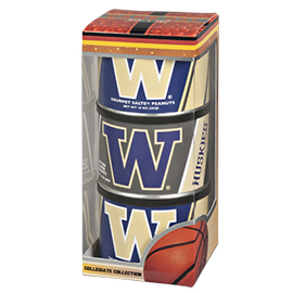 University of Washington Basketball Triplet (2 Salt, 1 BT)