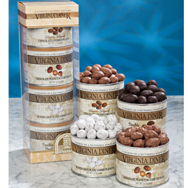 Fantastic Four (4 types of Chocolate Peanuts)