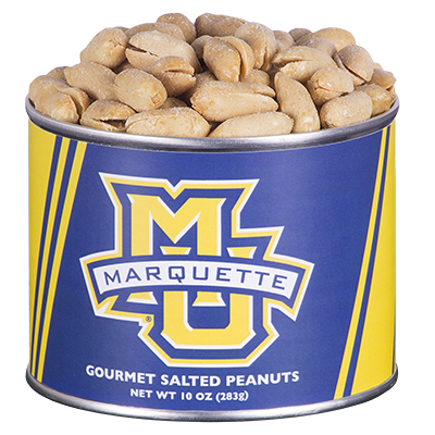 10 oz. Marquette University Salted Peanuts