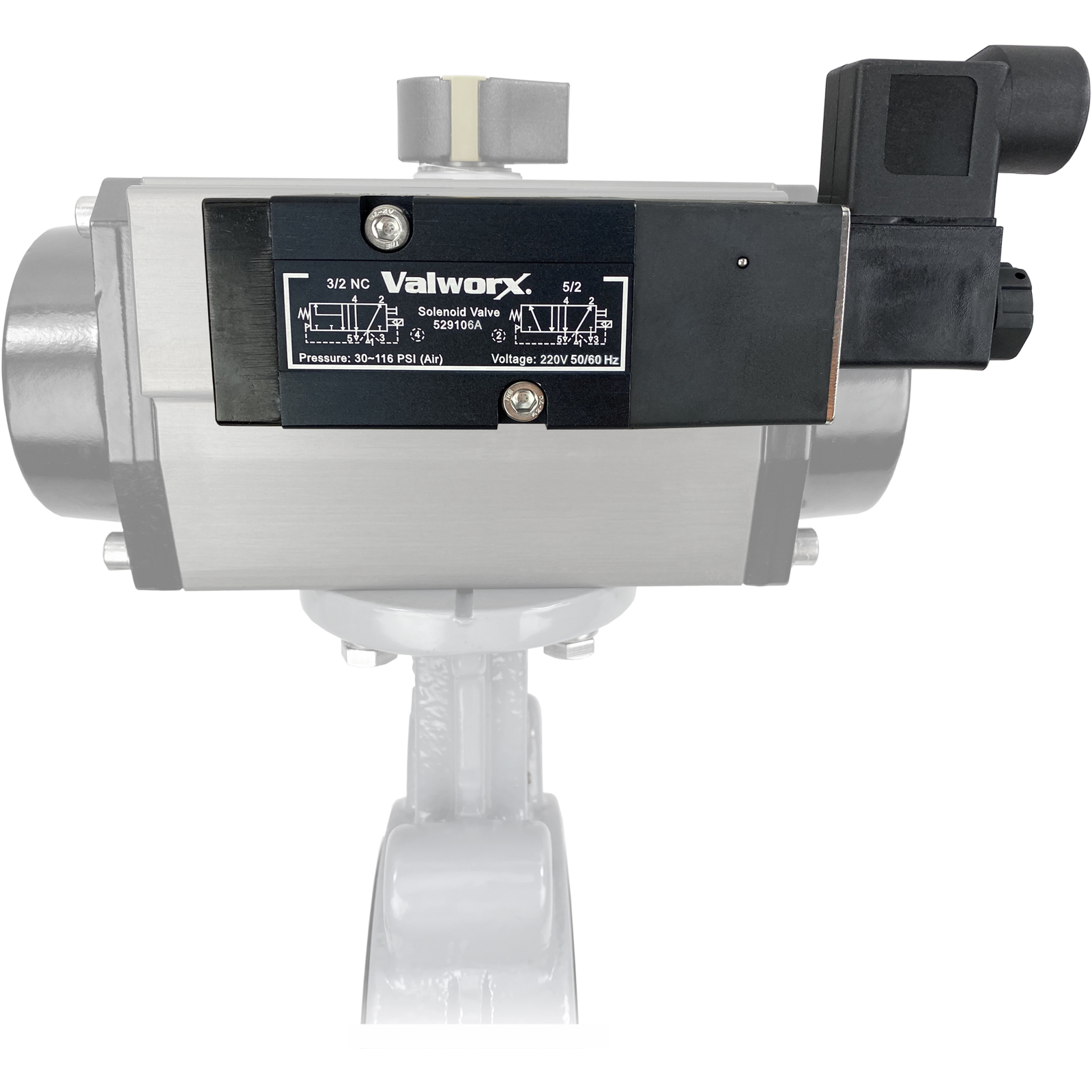 Direct Mount Solenoid Valve 220V 50/60Hz