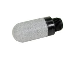 "High Flow Plastic Exhaust Muffler 1/8"" NPT"