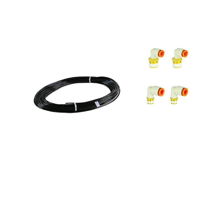 """Installation Kit, Pneumatic Positioner, 1/8"""" DA"""