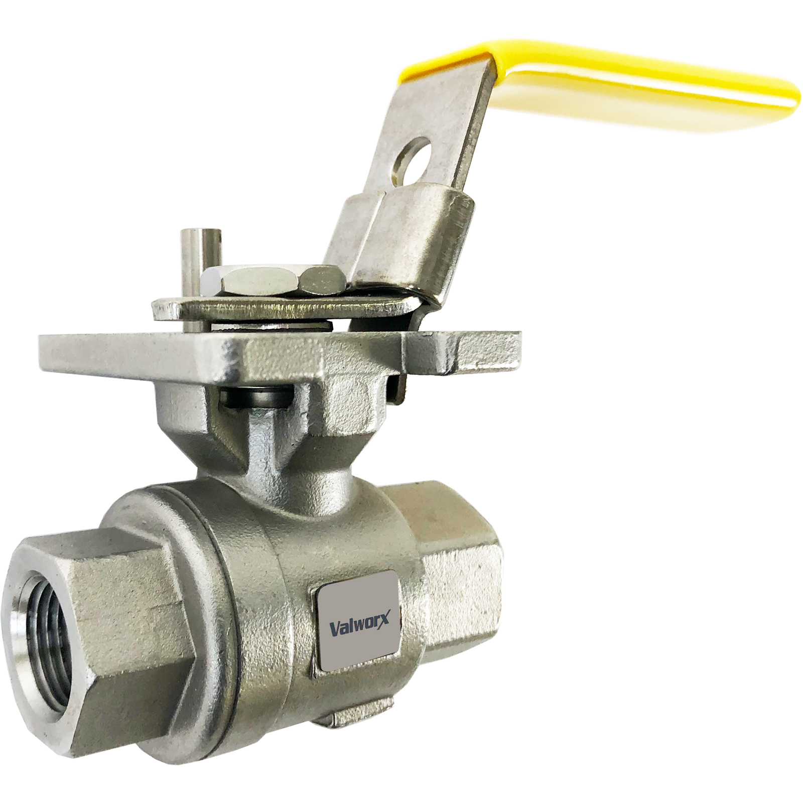 """3/8"""" Stainless Ball Valve - Direct Mount"""