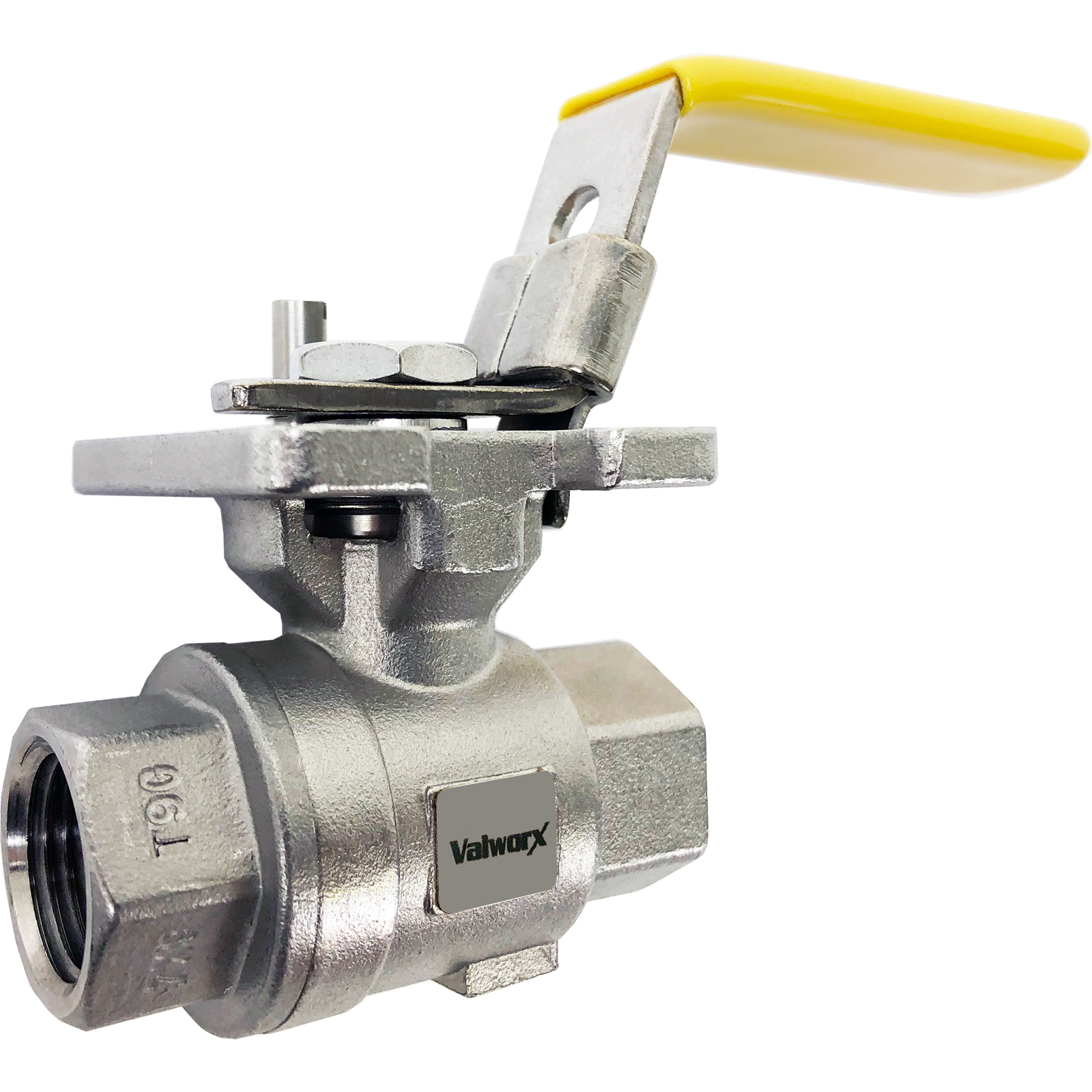 "1/2"" Stainless Ball Valve - Direct Mount"
