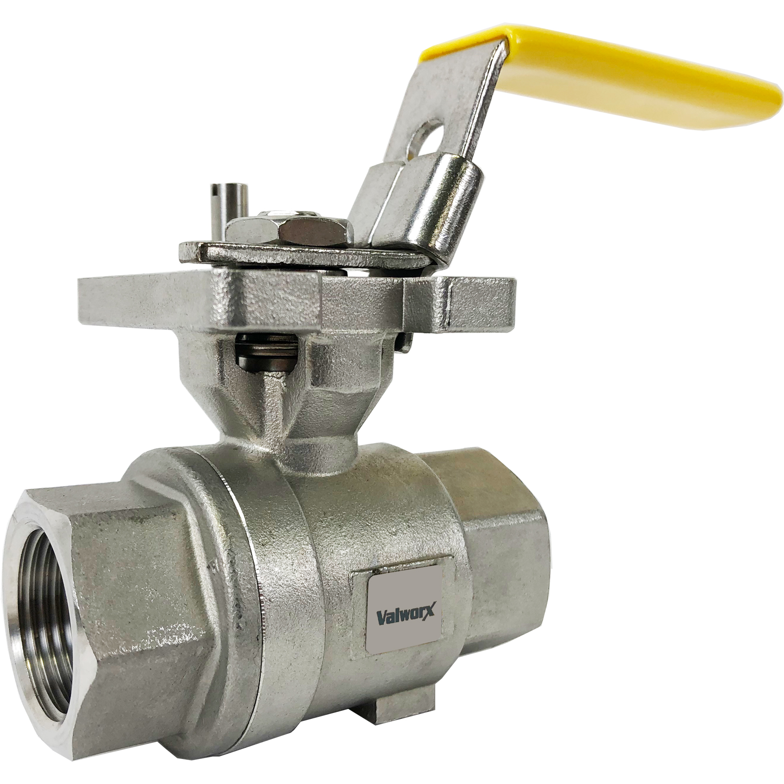 "3/4"" Stainless Ball Valve - Direct Mount"