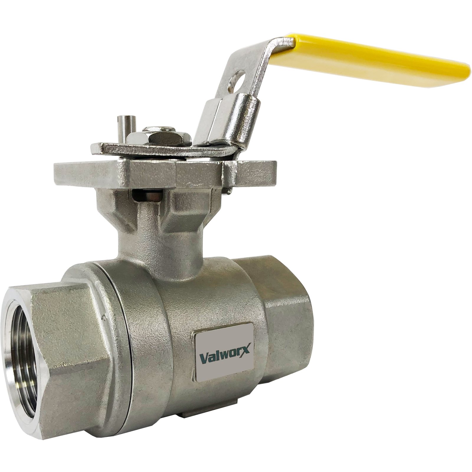 """1"""" Stainless Ball Valve - Direct Mount"""