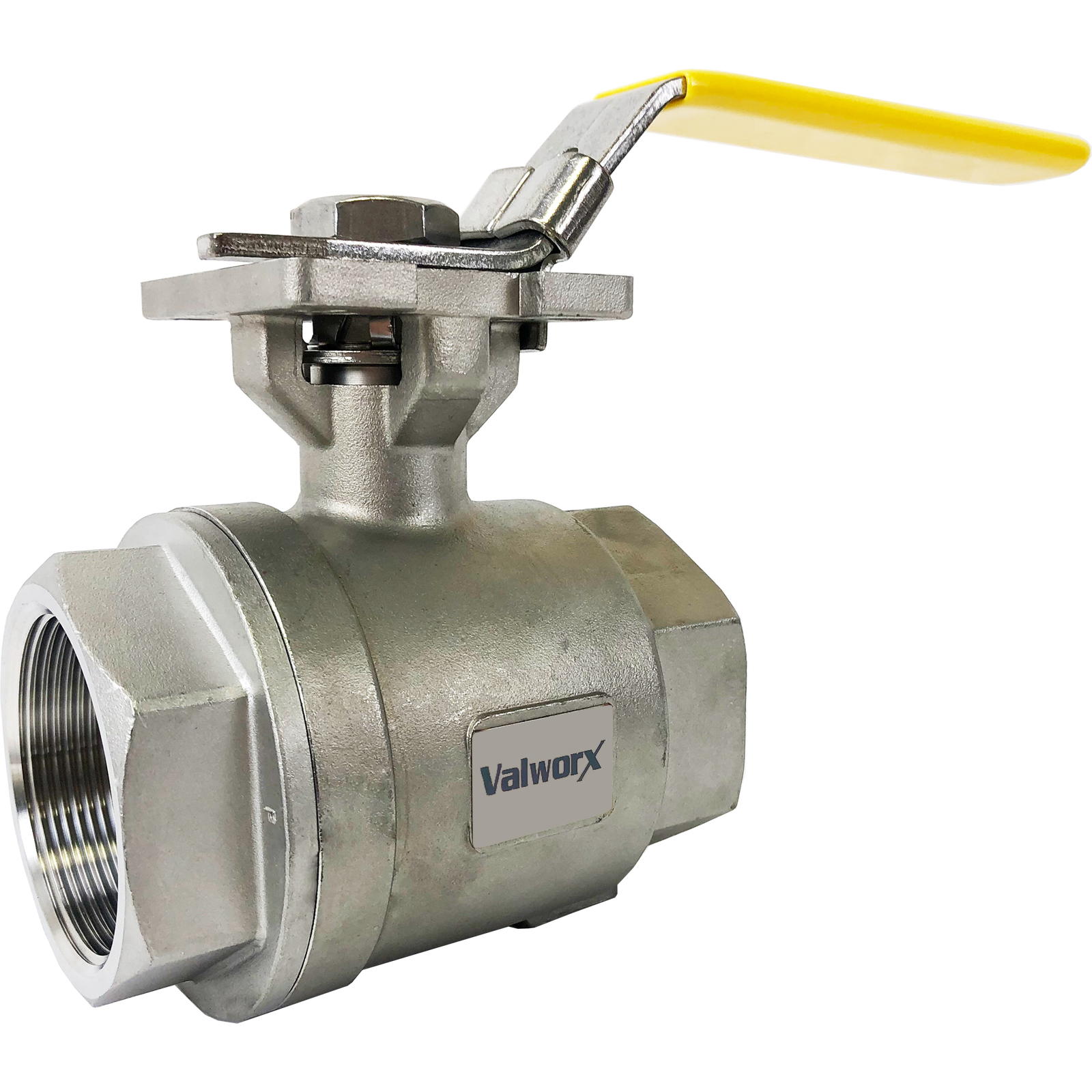 """2"""" Stainless Ball Valve - Direct Mount"""