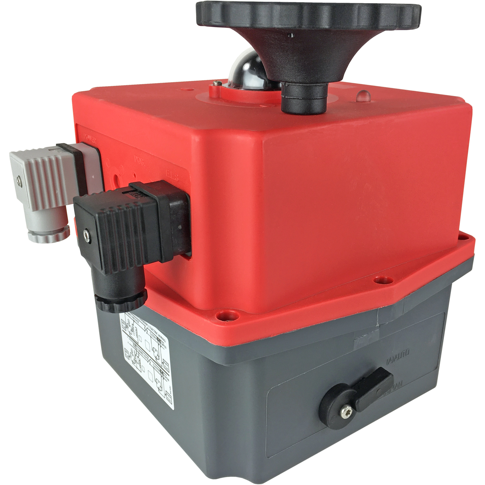 Electric Actuator 3097 in.lbs, 24-240V