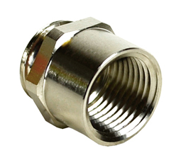 "Conduit Adapter 1/2"" NPT for 5618 Series Electric Actuators"