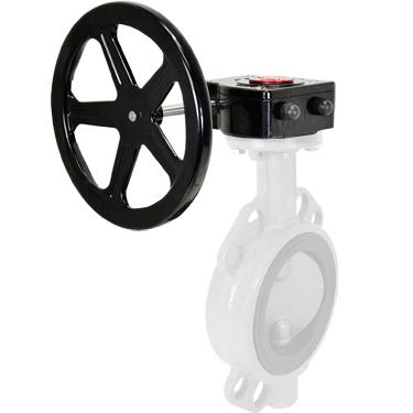 Gear Operator Handwheel 6