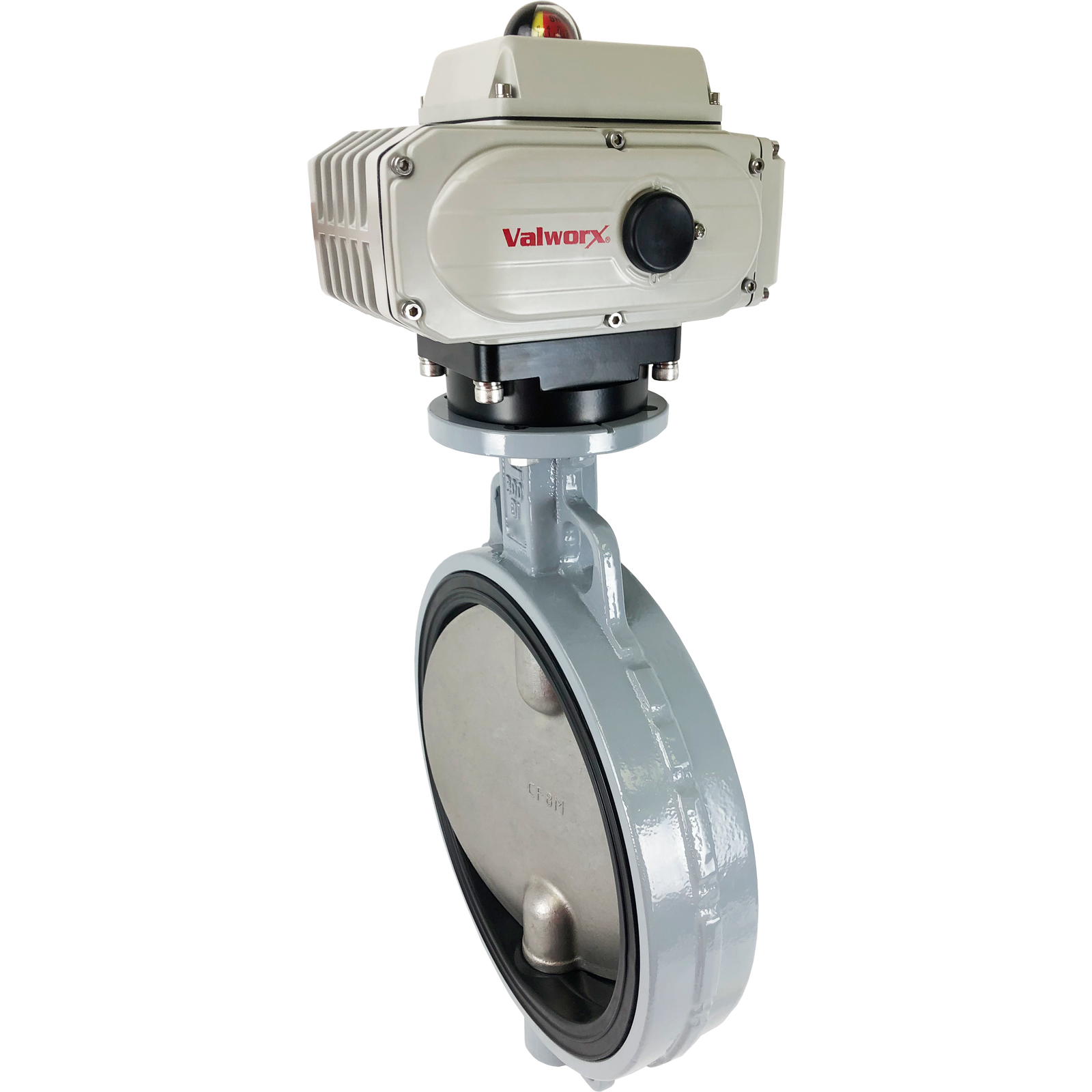 """12"""" Electric Actuated Butterfly Valve, Wafer, EPDM, 110VAC"""