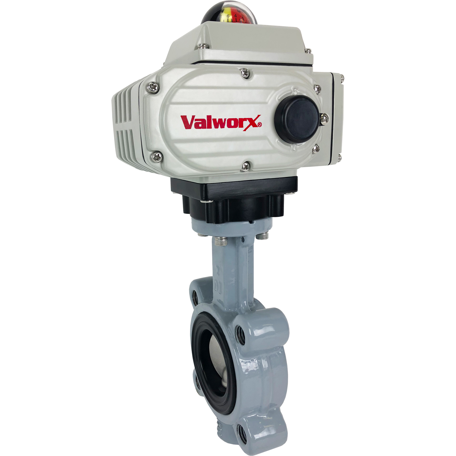 """2"""" Electric Actuated Butterfly Valve, Lug, EPDM, 110 VAC, EPS Positioner"""