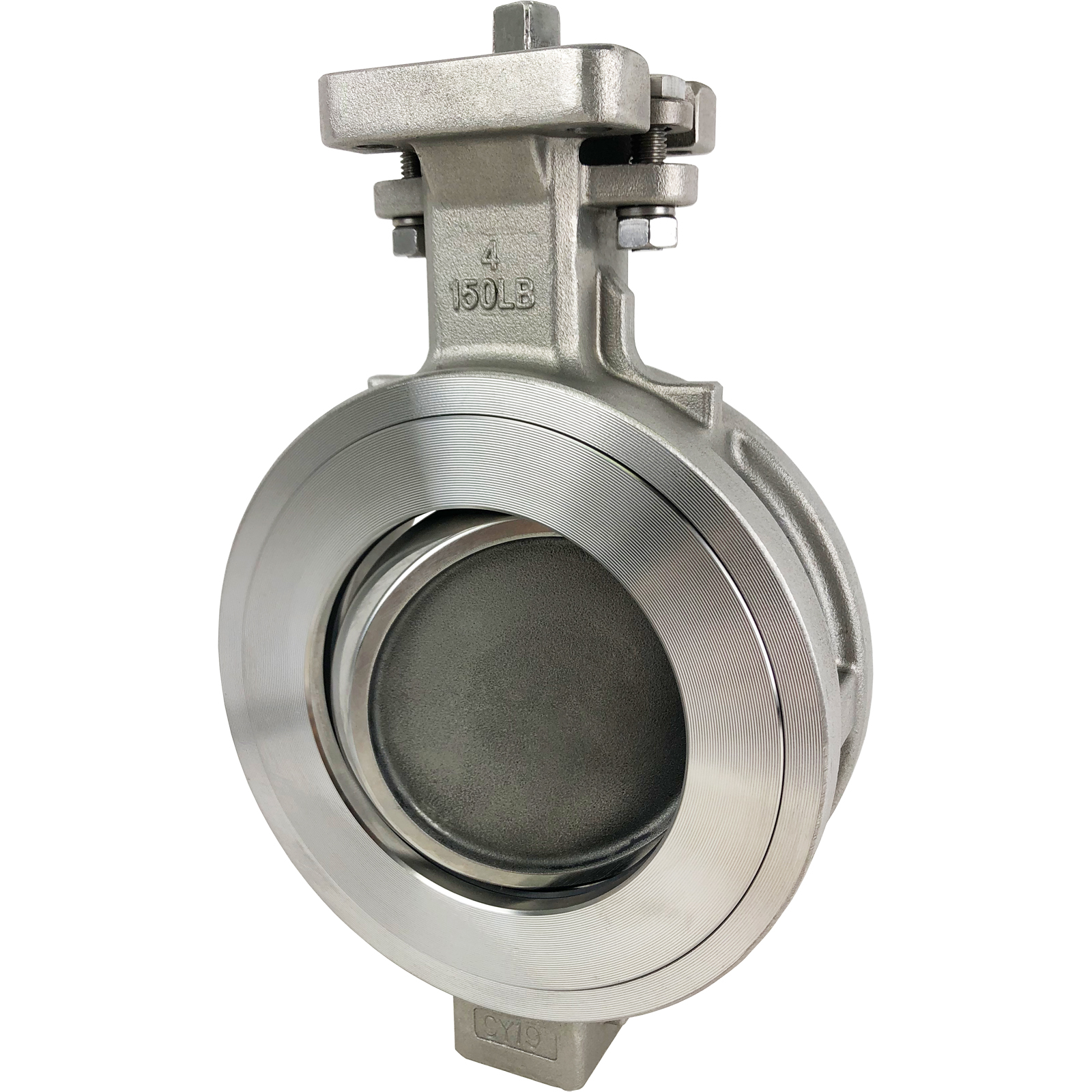"""4"""" High Performance Butterfly Valve Wafer"""
