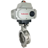 Electric Actuated High Performance Butterfly Valves - On/Off