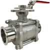 Stainless Sanitary Ball Valves