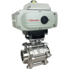 Electric Actuated Sanitary Ball Valves - Positioner