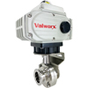 Electric Actuated Sanitary Butterfly Valves- On/Off