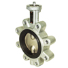 Ductile Iron Butterfly Valves Lug Style