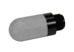 "High Flow Plastic Exhaust Muffler 1/4"" NPT"