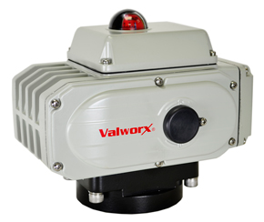 Electric Actuator 1770 in.lbs (200Nm), 110 VAC, EPS Positioner