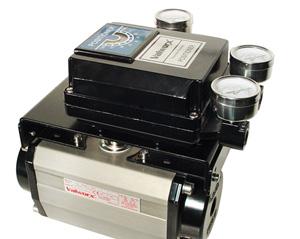 Pneumatic Valve Positioner 3-15 PSI Input
