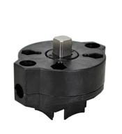 PVC Valve/ Actuator Mounting Kit 1/2
