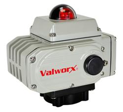 Electric Actuator 265 in.lbs (30Nm), 110 VAC
