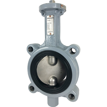 Direct Mount Butterfly Valve Lug NBR 2-1/2