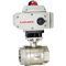 Electric Actuated Stainless Steel Ball Valves