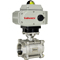 Electric Actuated 3-PC Stainless Ball Valve