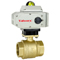 Electric Actuated Brass Ball Valves