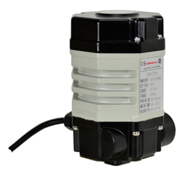 Compact Electric Actuator 160 in.lbs (18Nm), 110 VAC