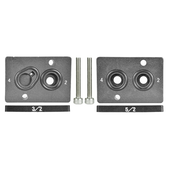 Adapter Plate 5/2 & 3/2
