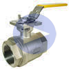 Full Port Stainless Steel Ball Valves