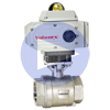 Electric Actuated Stainless Ball Valves