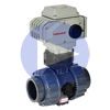 Electric Actuated PVC Ball Valves