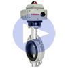 Electric Actuated Butterfly Valves Wafer Style