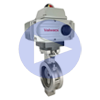 Electric Actuated High Performance Butterfly Valves- On/Off